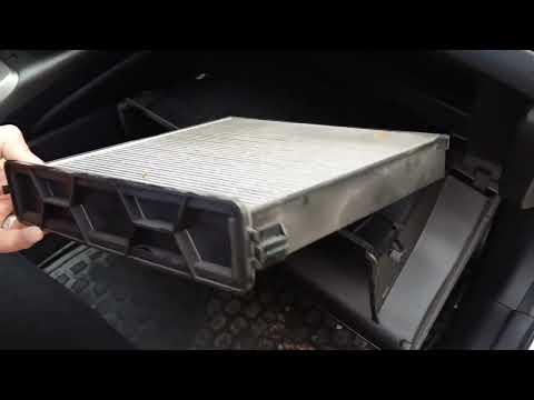 Honda Civic Polen Filtresi Değişimi ( How to change Cabin Air/Pollen Filter Honda Civic )
