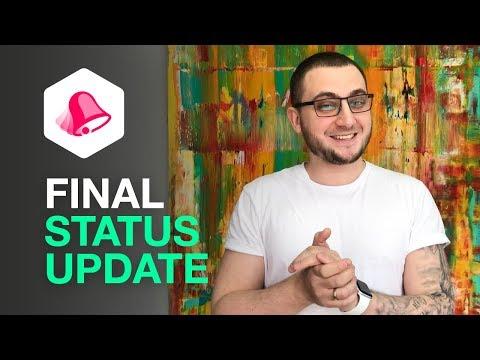 iRingg Final Status (Sneak Peek)