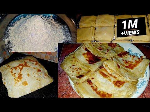 [Mauritian Cuisine] Soft Roti Recipe (Cook in 3 Mins)| Mauritian FlatBread