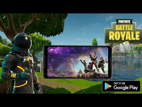 Will Fortnite Coming  On Android (2018)