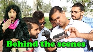 Behind The Scenes | Rahim Pardesi