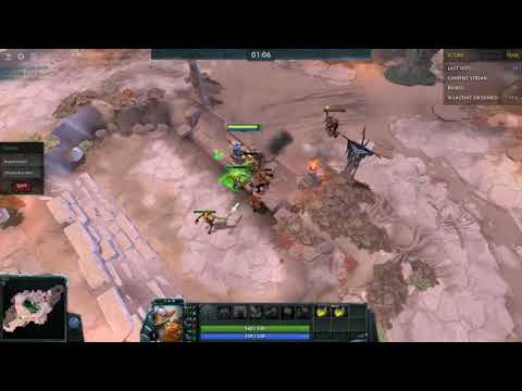 dota2 last hit trainer 2500 points with techies