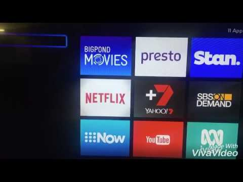 How to connect your phone to a telstra tv