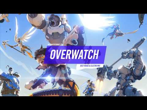Best song to play Overwatch EP.2 🔥Best Gaming music mix 2017