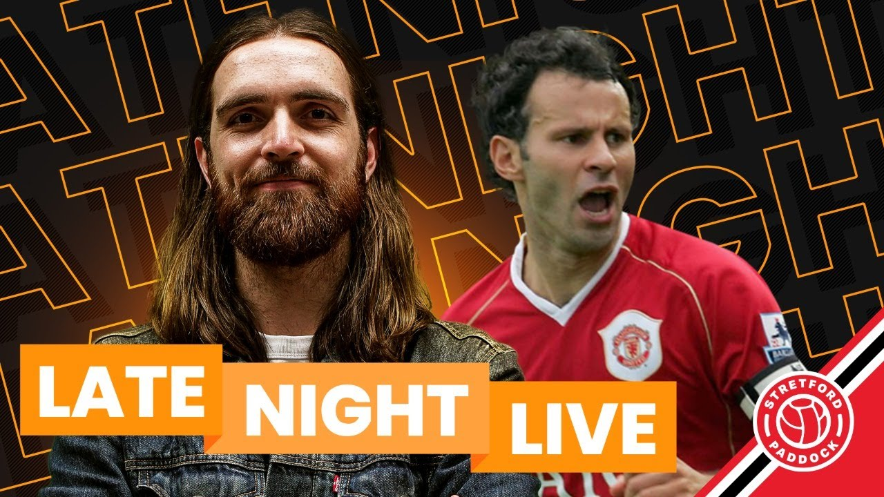 Unlikely Hall of Fame!   Late Night LIVE!   Stretford Paddock