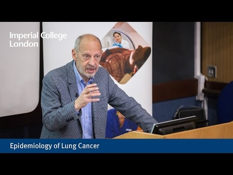 Epidemiology of Lung Cancer
