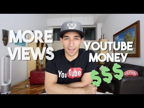 How To Get More Youtube Subscribers + Money