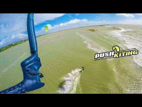 The Magic of Kiteboarding - Ultimate freeride kitesurf session getting massive hang time