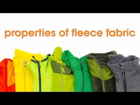 Fleece Fabric Properties
