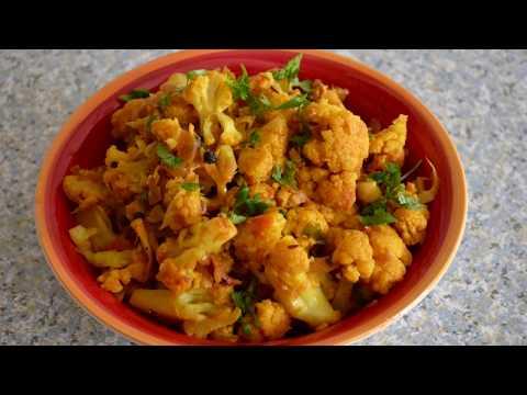 Gobi Masala | cauliflower masala curry | Aloo Gobi Masala| Potato and Cauliflower Curry