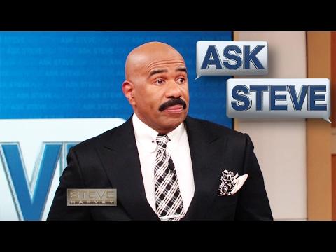 Ask Steve: Losing to my wife || STEVE HARVEY