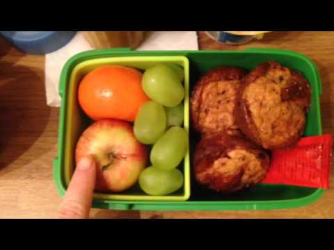 A week of Slimming World breakfasts & lunches to take to work