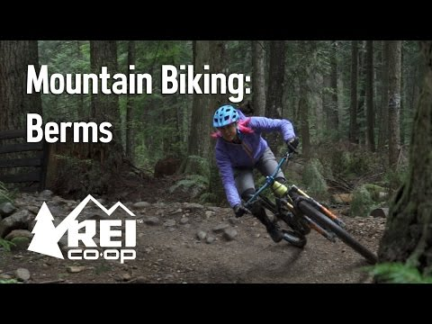 Mountain Biking Technique: Riding Berms