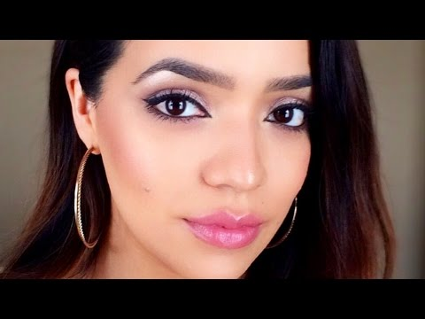 How To Shape + Get Perfect, Natural, Full Eyebrows   Eyebrow Tutorial