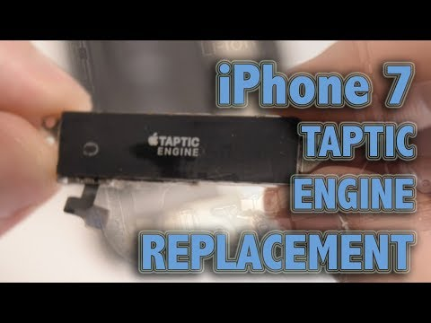 iPhone 7 Taptic Engine Replacement