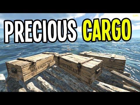 PRECIOUS CARGO ON BOARD!! - Stranded Deep Gameplay - Episode 9