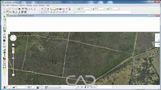How to import Google Maps in CAD