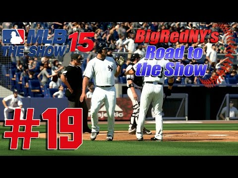 MLB 15 The Show PS4 Road To The Show - Ep. 19 -
