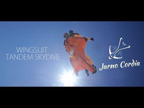 Wingsuit Tandem Skydive - Netherlands