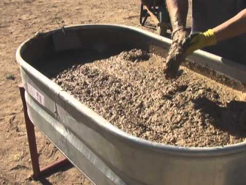 Adobe in Action's Adobe Brickmaking Process