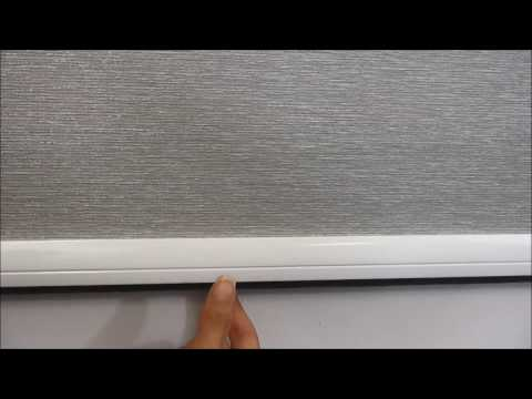 How to operate Aero Dual Roller Shades