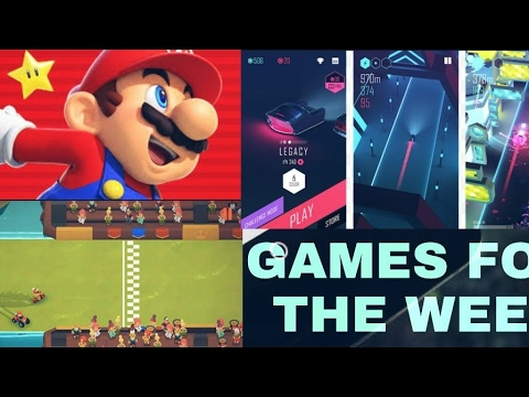 Games For The Week #Ep1