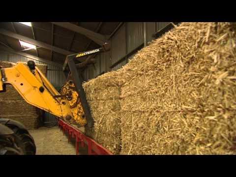 Biomass Boiler installation: LF Geater & Sons cut plants nursery