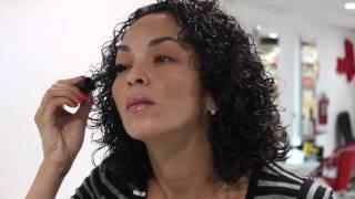 TIP PARA PESTAÑAS MAS BONITAS por Adriana Zubiate