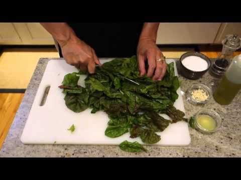 How to Make Swiss Chard - Episode 100