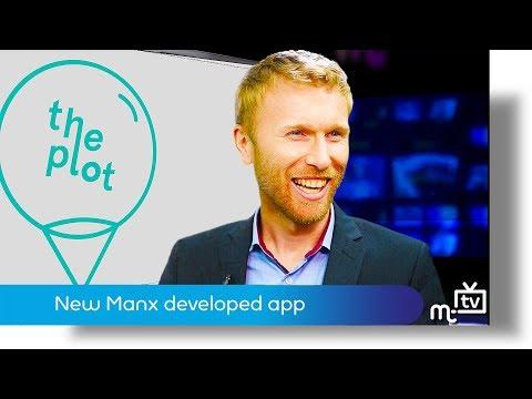 New Manx developed app