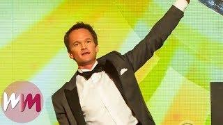 Top 10 Greatest Tonys Host Performances