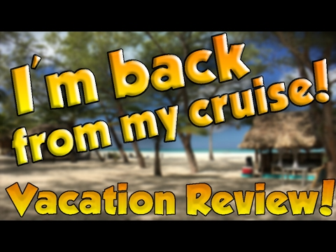 I'M BACK! | Vacation Montage!