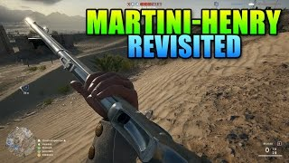 Loadout Martini-Henry Revisisted Post Patch | Battlefield 1 Sniper