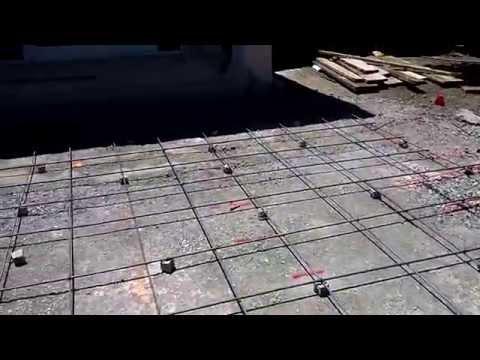 Veterans concrete,....rebar installation progress