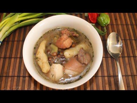 Gungo Peas Soup || Jamaican Soup