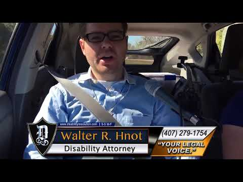 861: Different titles your child may have for their disability SSI SSDI claim? Attorney Walter Hnot