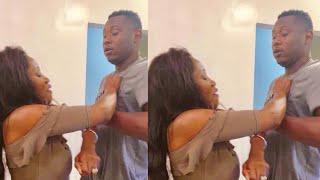 Grosse bagarr€ entre Queen Biz et Jahman Xpress après la qualification du Sénégal....