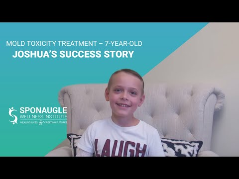 Mold Toxicity Treatment – 7-Year-Old Joshua's Success Story