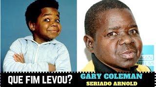 """QUE FIM LEVOU GARY COLEMAN DO SERIADO """"ARNOLD"""""""