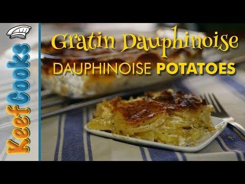 Gratin Dauphinoise | Dauphinoise Potatoes