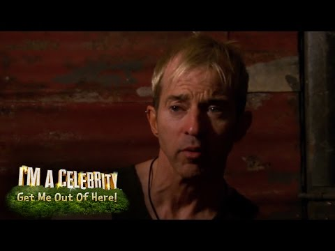 Limahl Starts To Question His Bravery - I'm A Celebrity Get Me Out Of Here