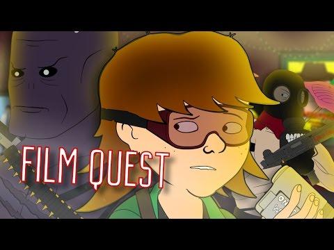 FILM QUEST - Episode 1 (Cartoon Series Pilot)