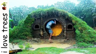 Hobit house I primitive I Recycle material