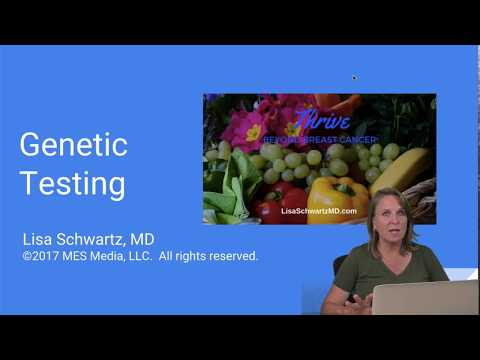 Genetic testing in breast cancer