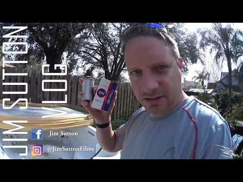 Vlog #69 Fix hot tub pump capacitor and start up the koi pond