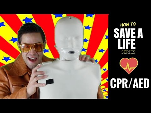 The Ultimate How To Do CPR Video - CPR Training Video 2017