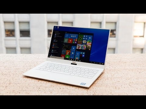 XPS 13 (2018) Review - The World's Smallest 13