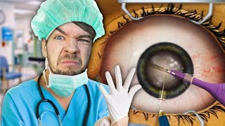 BEND OVER! | Colon, Cataract Eye Surgery