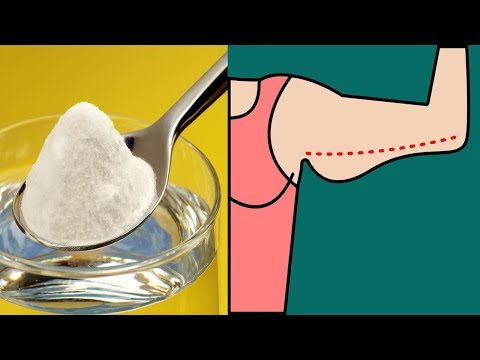 3 Ways Baking Soda Can Help You Lose Arm, Thigh, Belly, And Back Fat