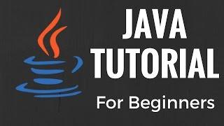 Learn Java Programming with Beginners Tutorial